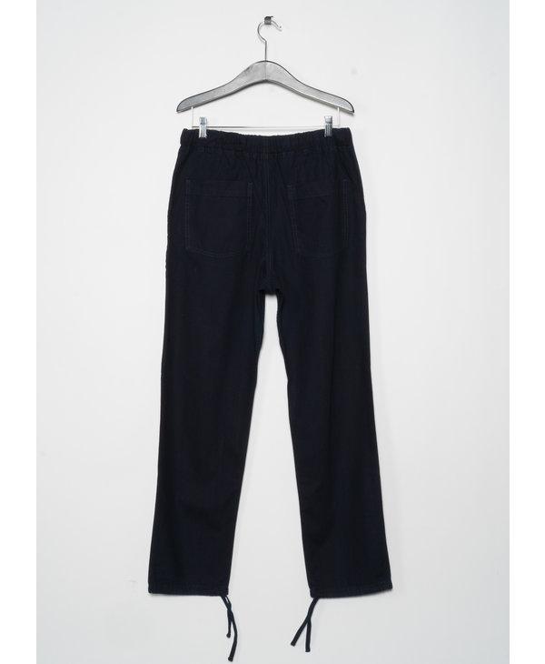 Pantalon Drawstring Indigo