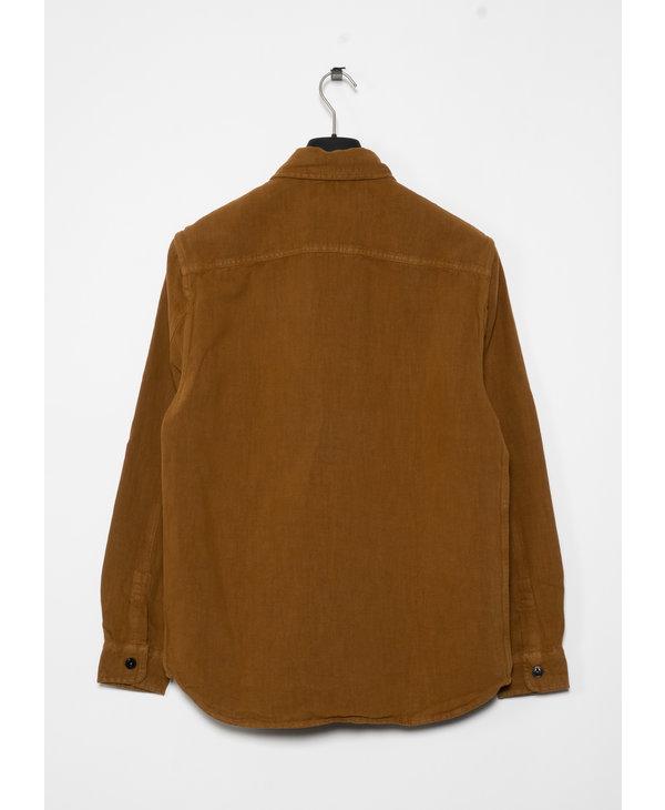 Brown Shacket Jacket