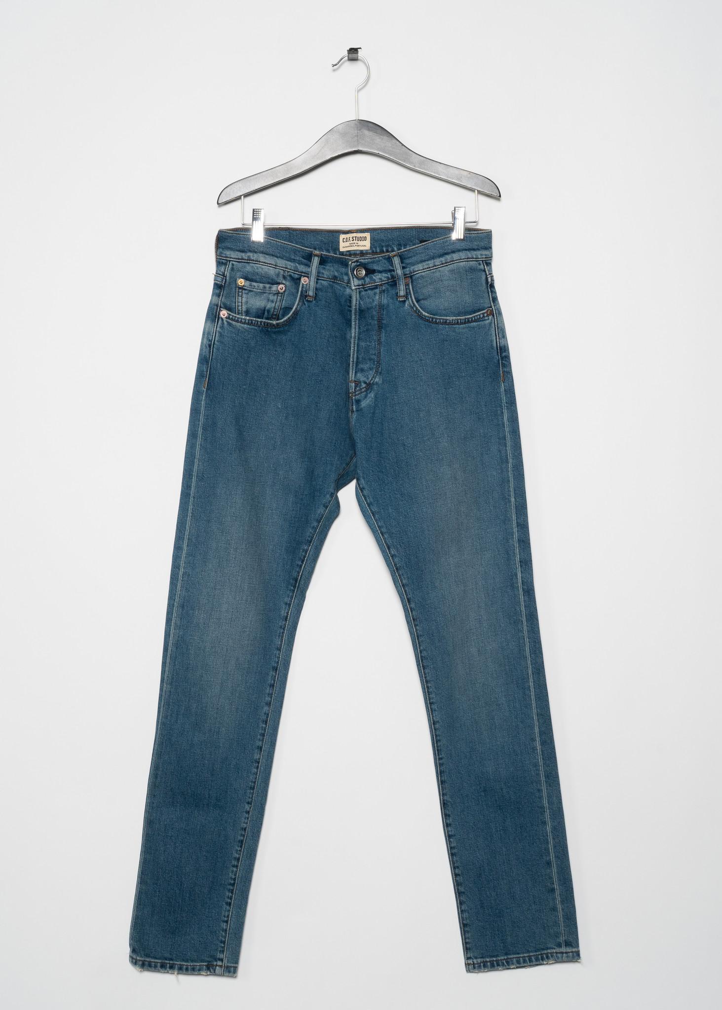 Jeans M7 Indigo