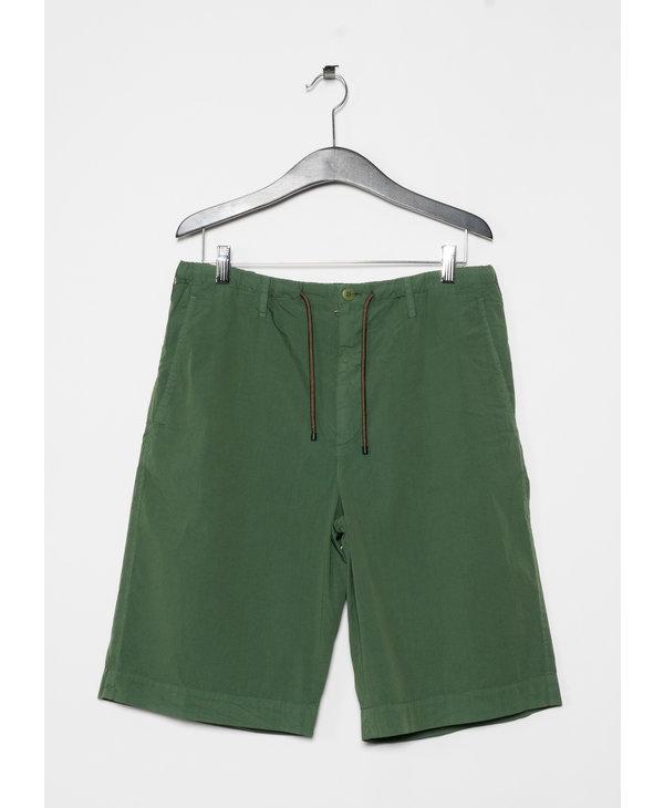 Green Straight Short