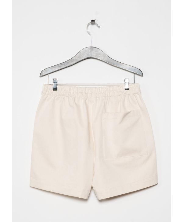 Short Court Blanc Cassé