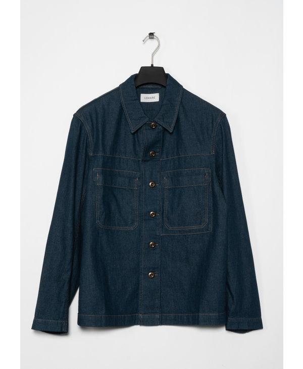 Denim Workwear Overshirt