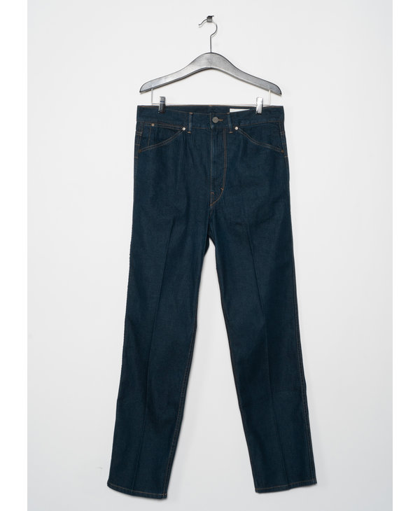 Jeans Fuselé Bleu