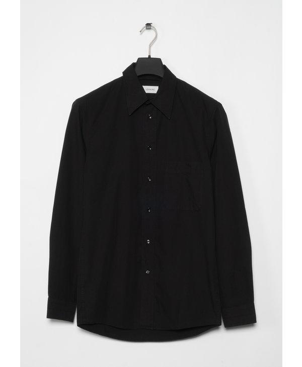 Black Regular Shirt