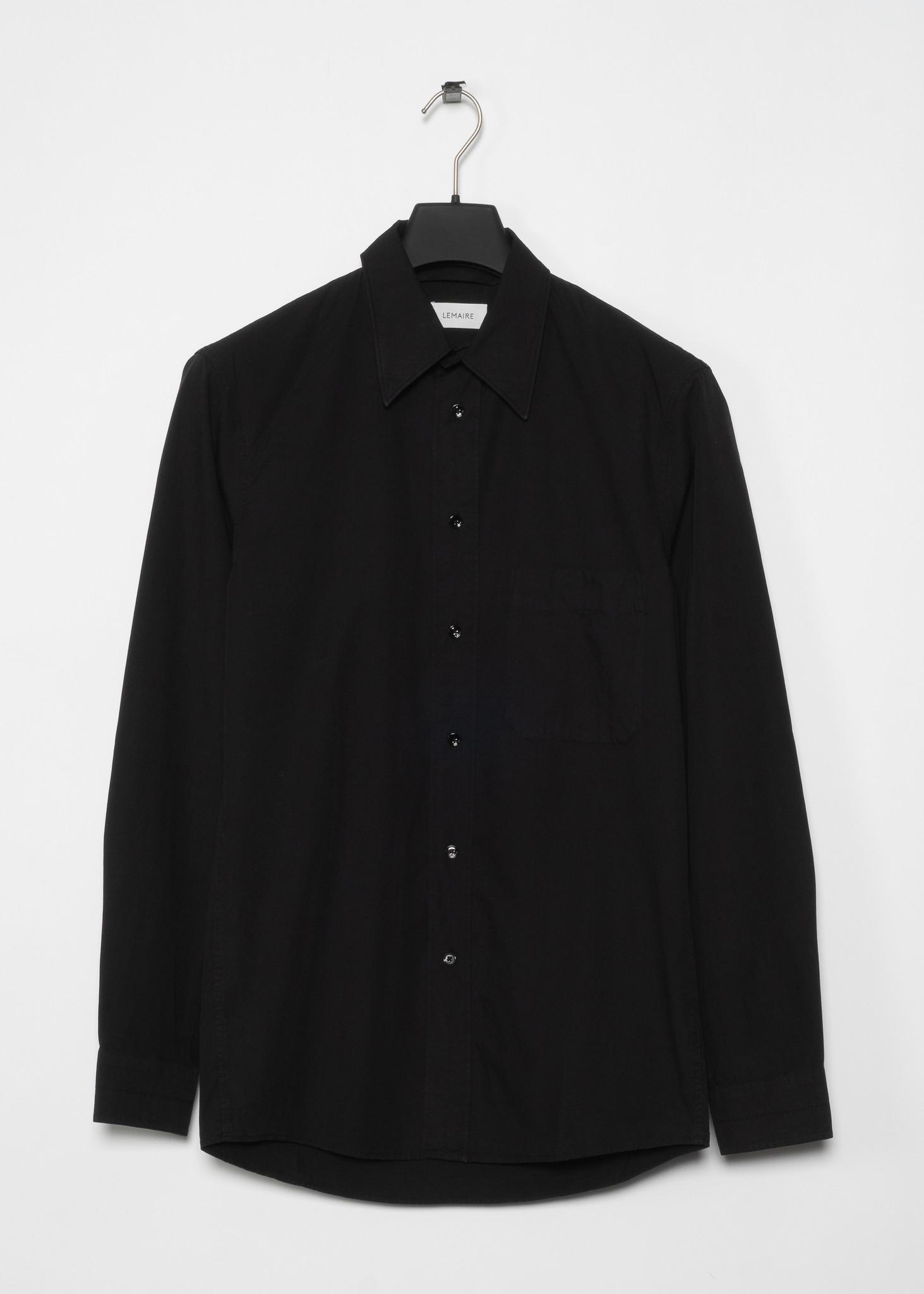 Chemise Regulière Noire