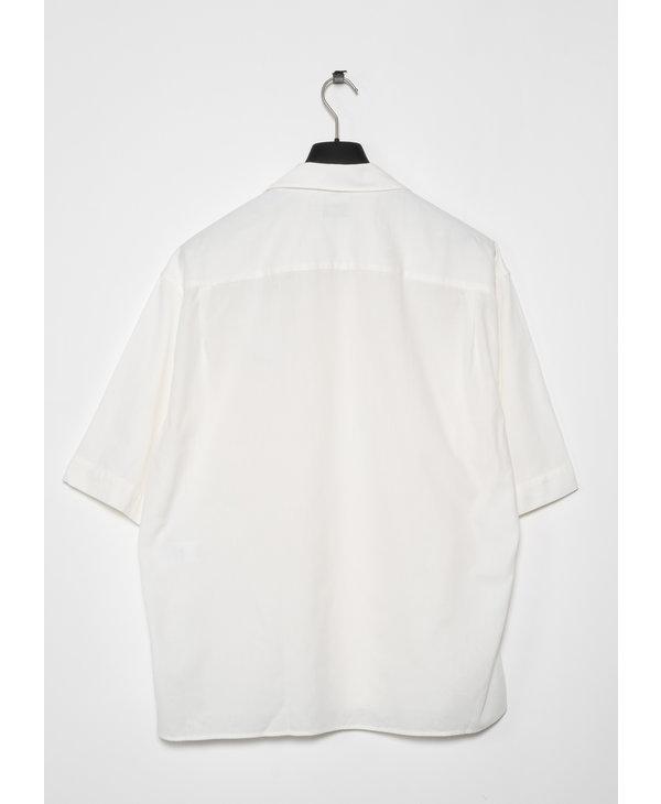 White Short Sleeves Shirt