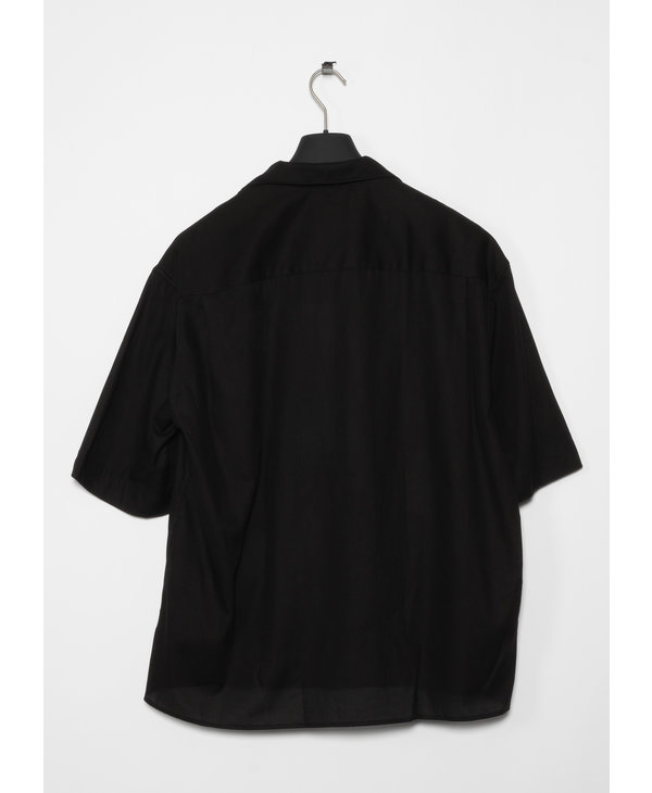 Black Short Sleeves Shirt