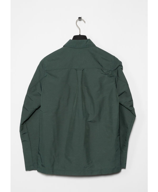 Green Arnold Econyl Overshirt