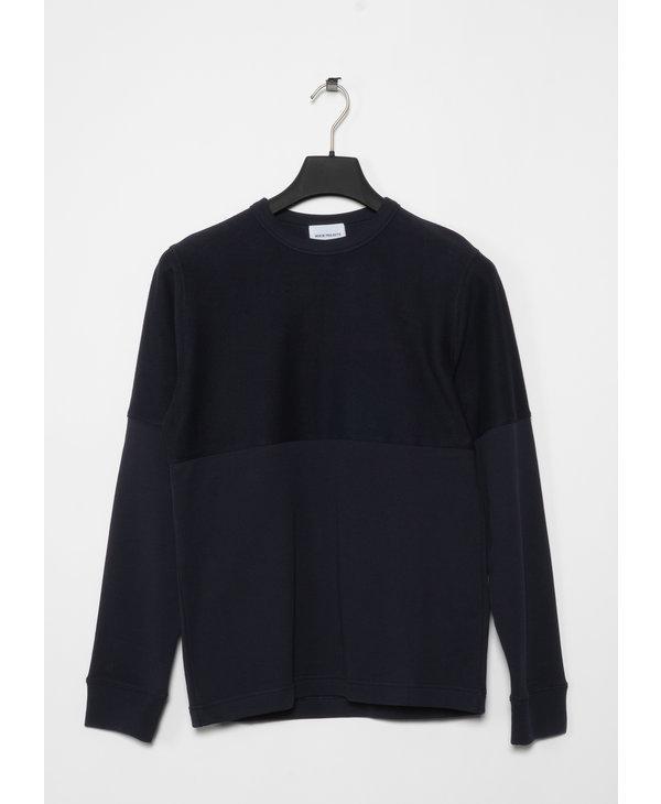 Navy Halfdan Sweatshirt