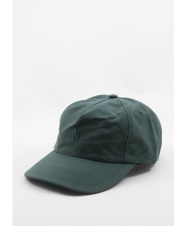 Green Econyl Sports Cap