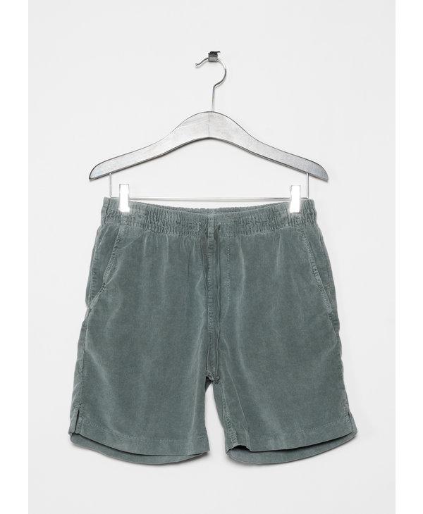 Sauge Corduroy Easy Shorts
