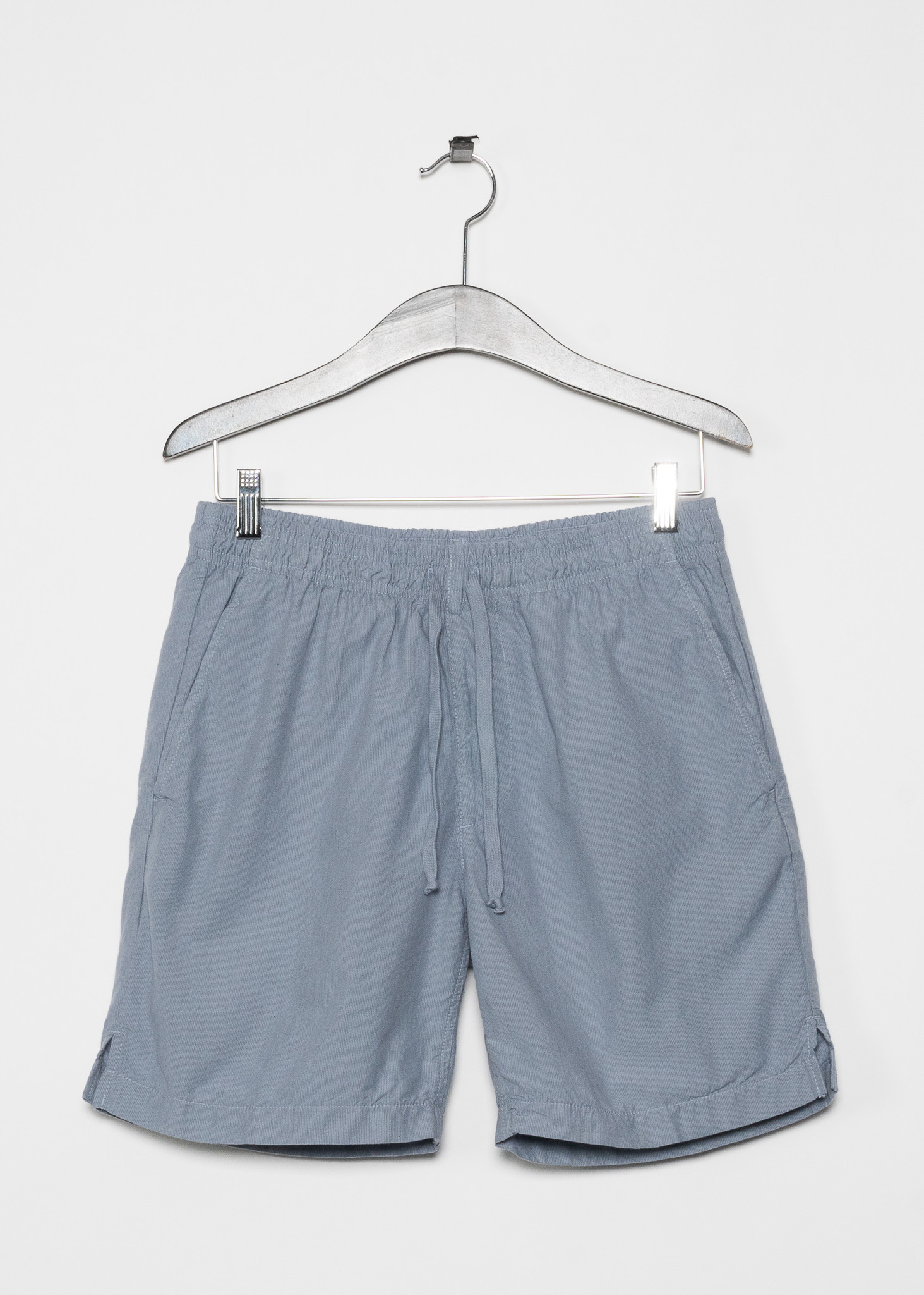Shorts Easy à Rayures Bleu