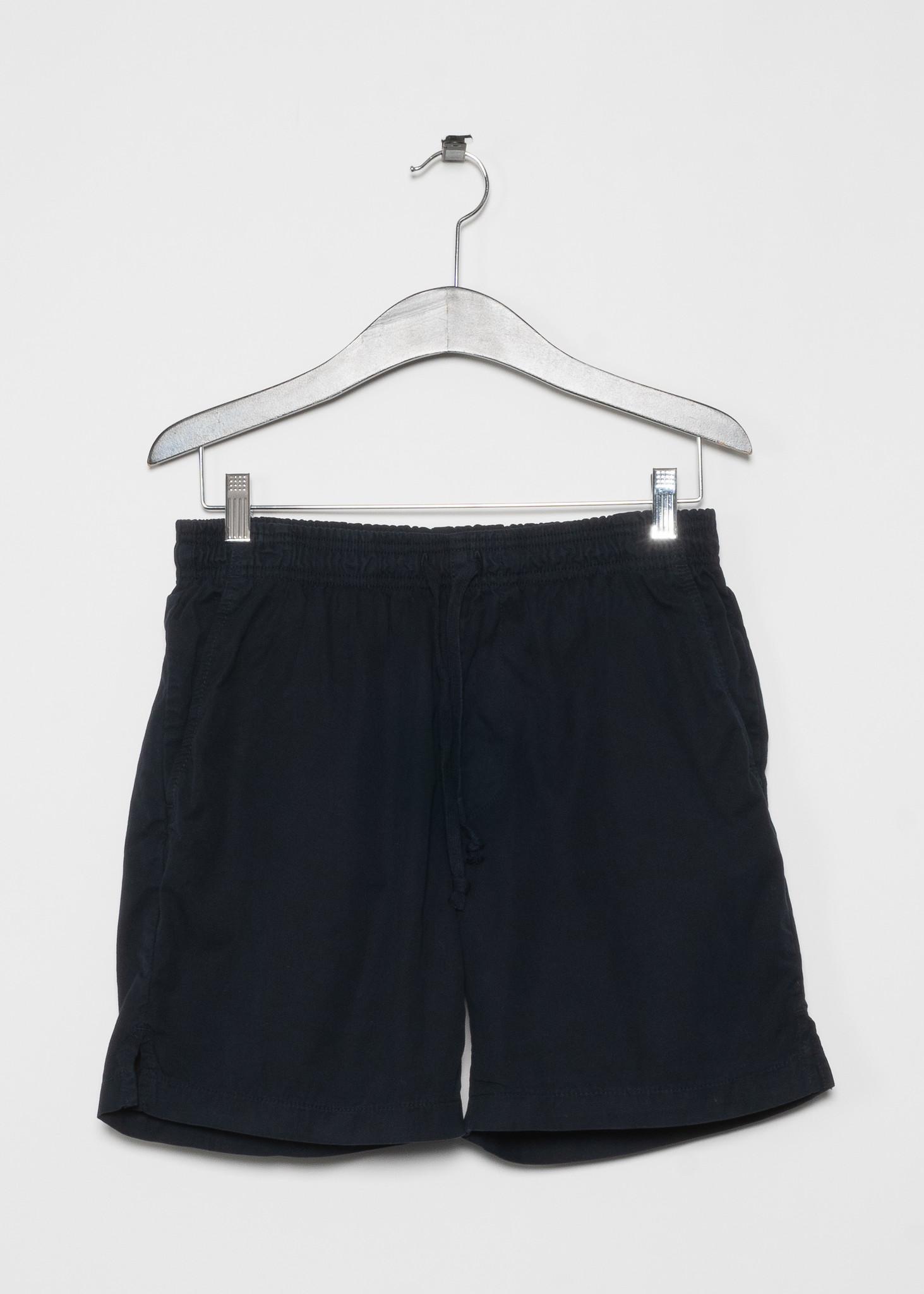 Shorts Easy en Sergé Léger Marine