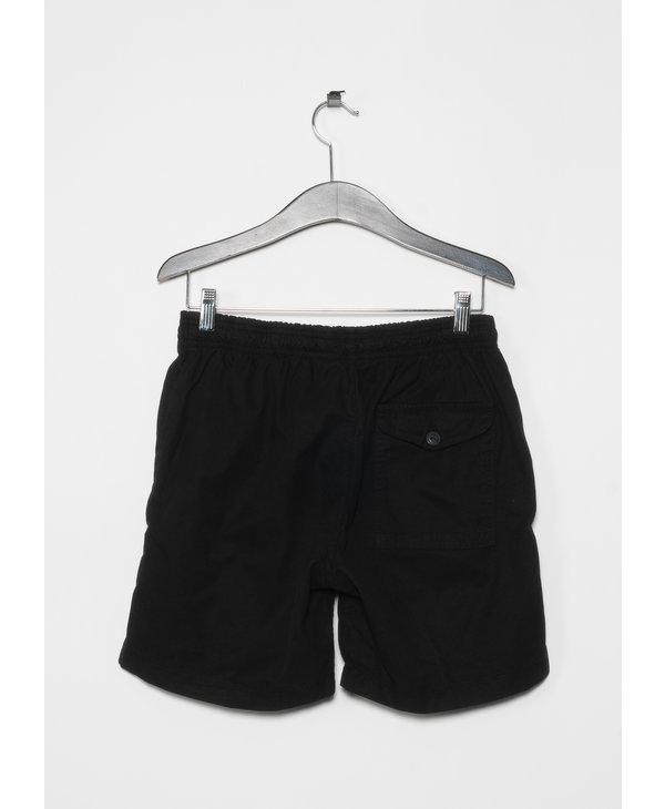 Black Light Twill Easy Shorts