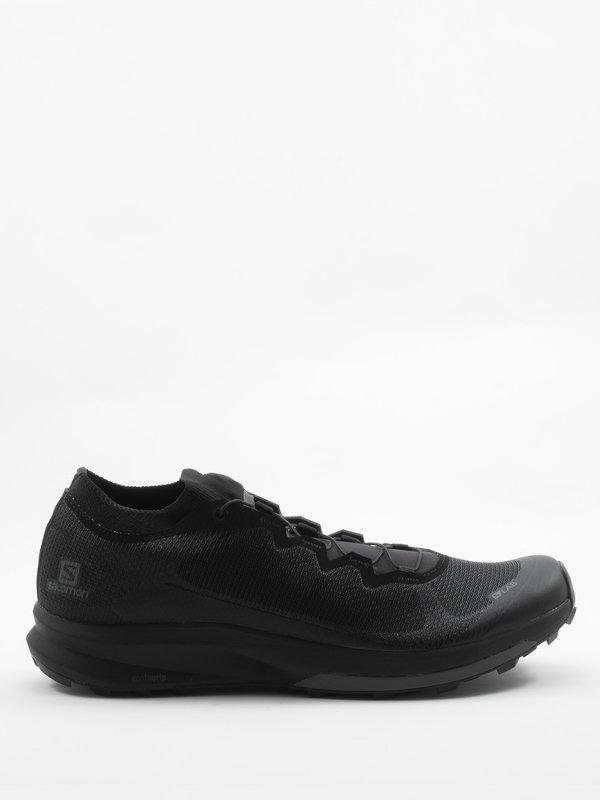 Salomon Advanced Black S/LAB Ultra 3 BLACK LTD Sneakers