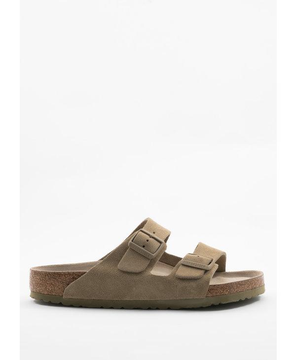 Khaki Arizona Soft Footbed Sandals
