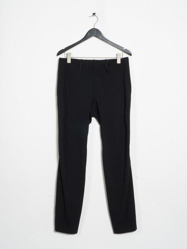 Veilance Black CONVEX LT Trousers