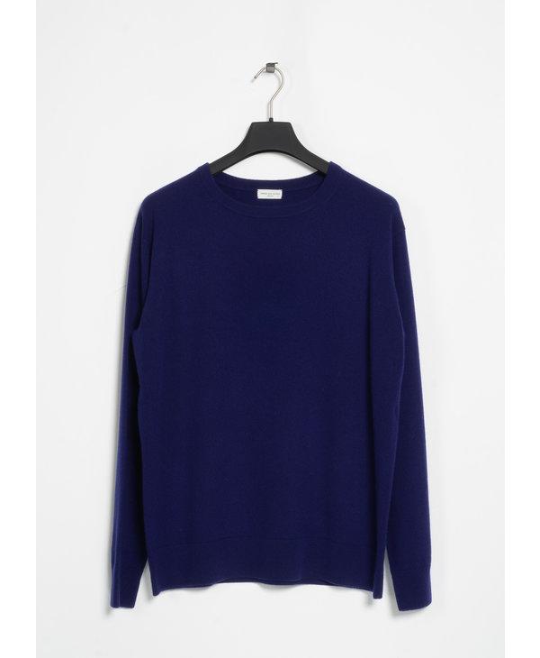 Blue Cashmere Sweater