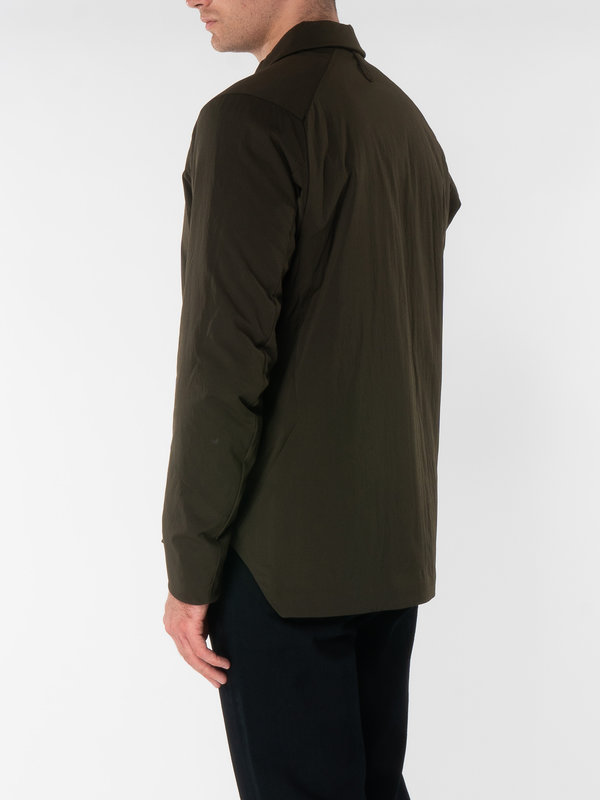Veilance Olive Mionn IS Overshirt