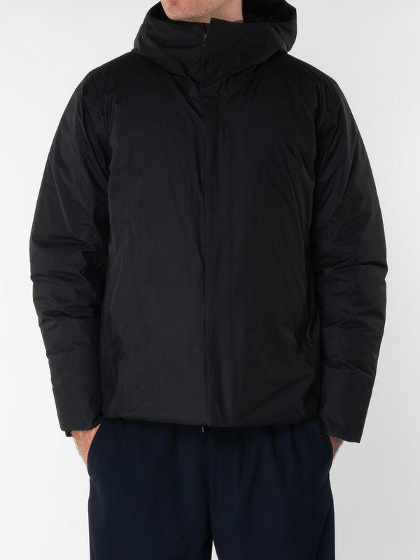 Veilance Black Altus Down Jacket