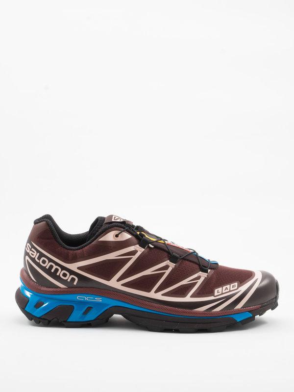 Salomon Advanced Burgundy XT-6 Advanced Sneakers