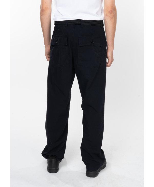 Pantalon Lukas Ripstop Fatigue Bleu Marine