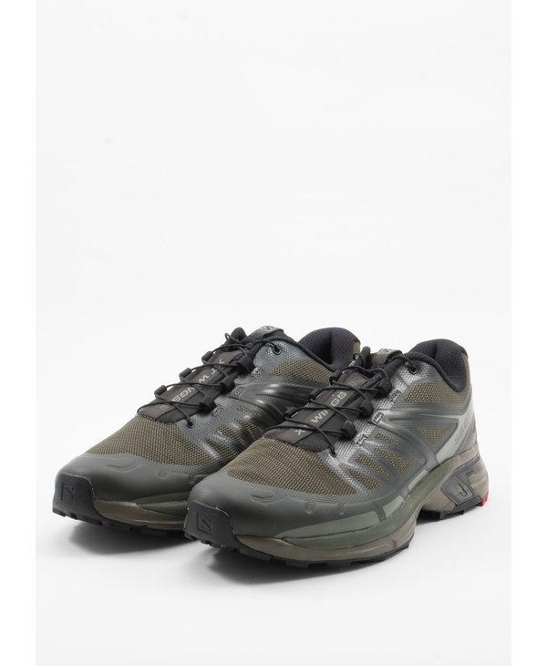 Olive Green XT-Wings 2 Advanced Sneakers