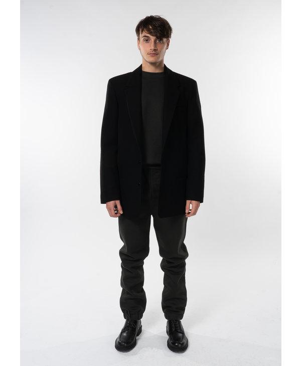 Black Boxy Jacket