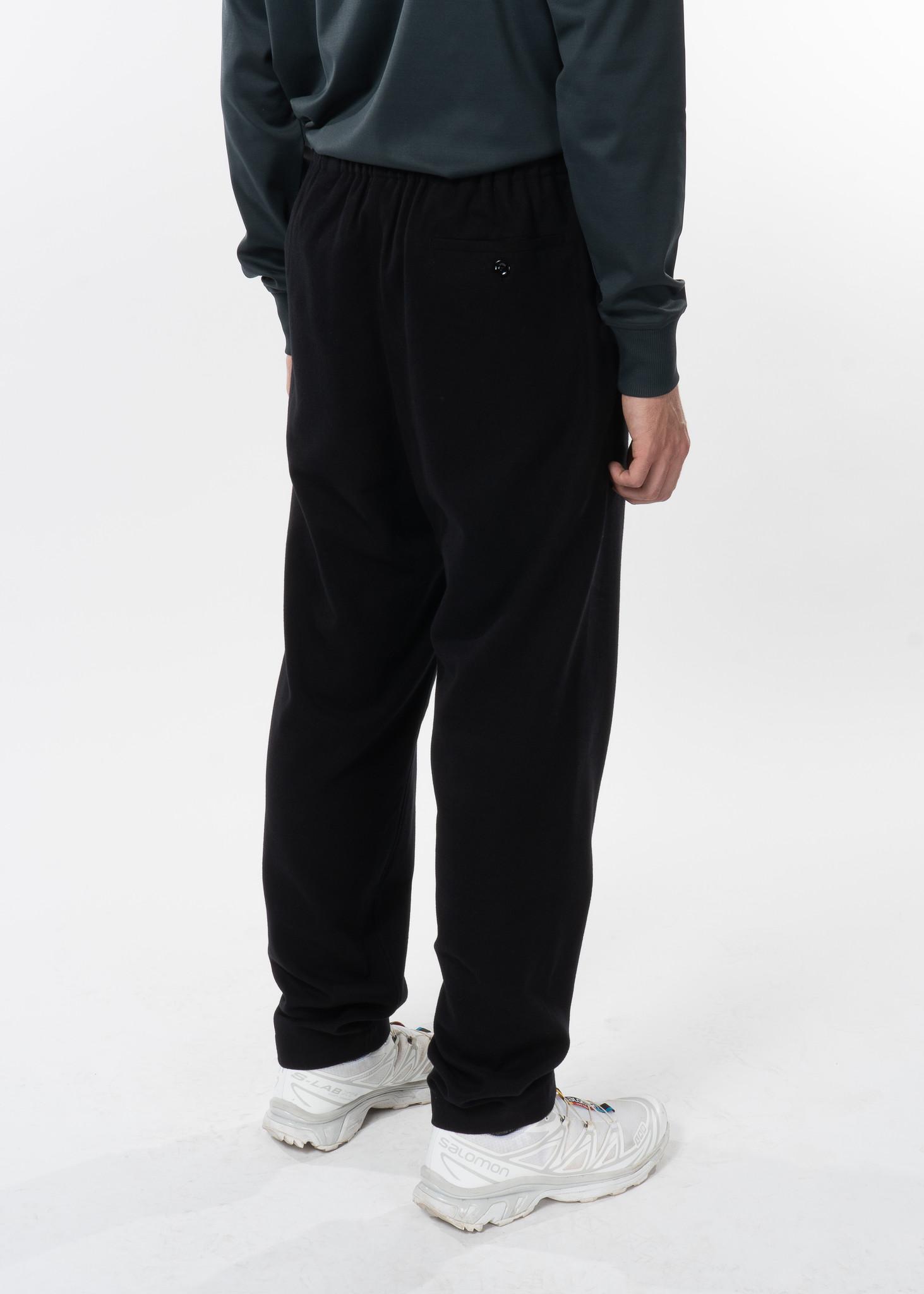 Black Pyjama Pants