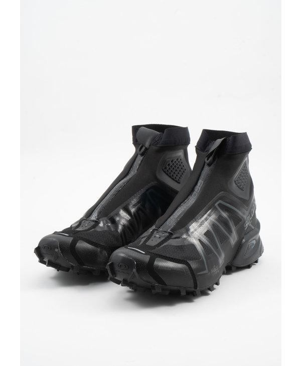Black Snowcross Advanced Boots