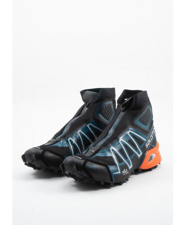 Bottes Snowcross Advanced Bleues