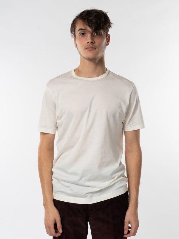 Sunspel Off-White Classic T-shirt