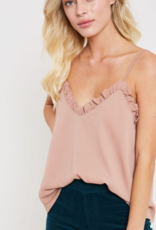 WEEKEND ATTIRE CAMI TOP