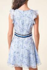 UTOPIA FLORAL DRESS