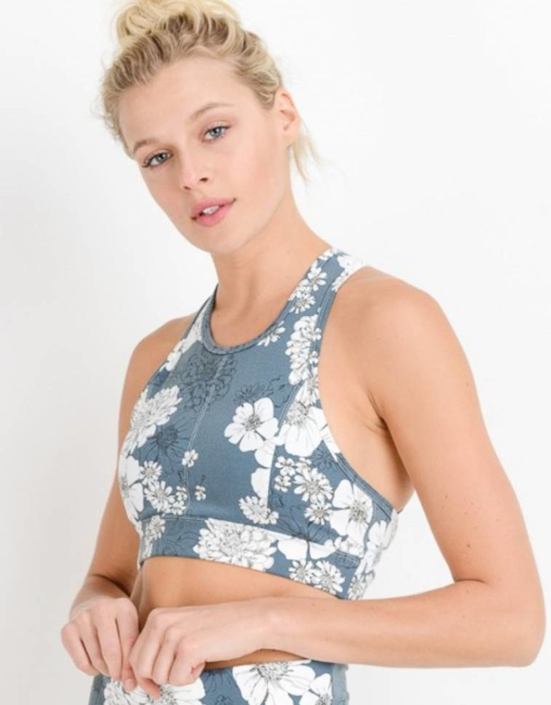 BE YOU, FOR YOU SPORTS BRA
