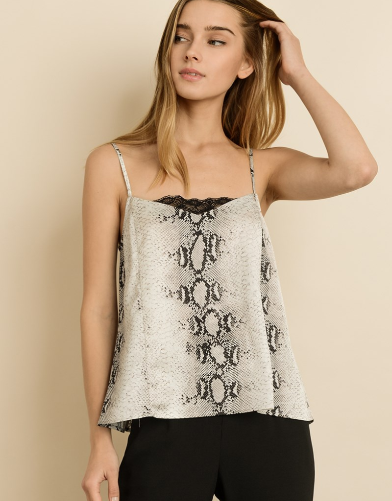 ADVENTURES AWAIT CAMI TOP