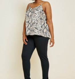 HAY WALK ON THE WILDSIDE CAMI TOP
