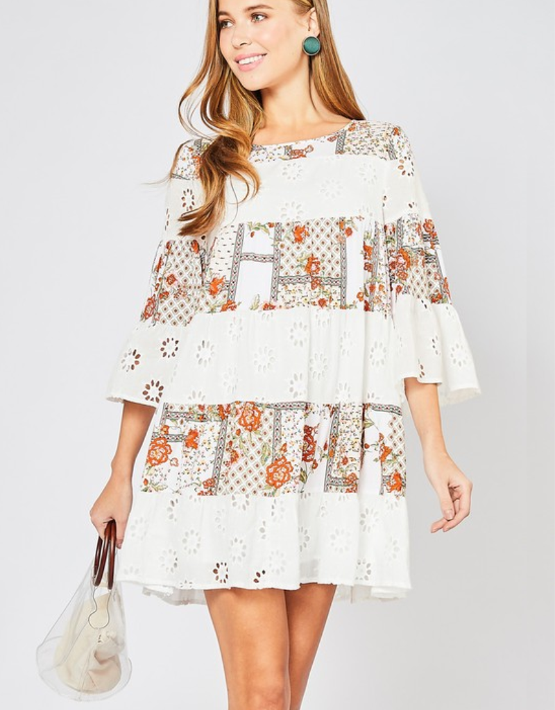 Entro WHIMSICAL STROLL DRESS