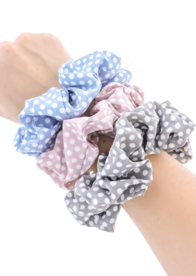 MINI DOT SCRUNCHIE