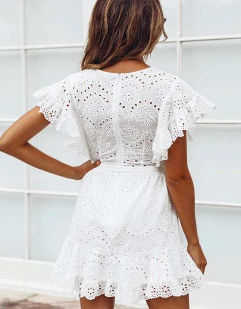 ES LUCKY IN LOVE DRESS