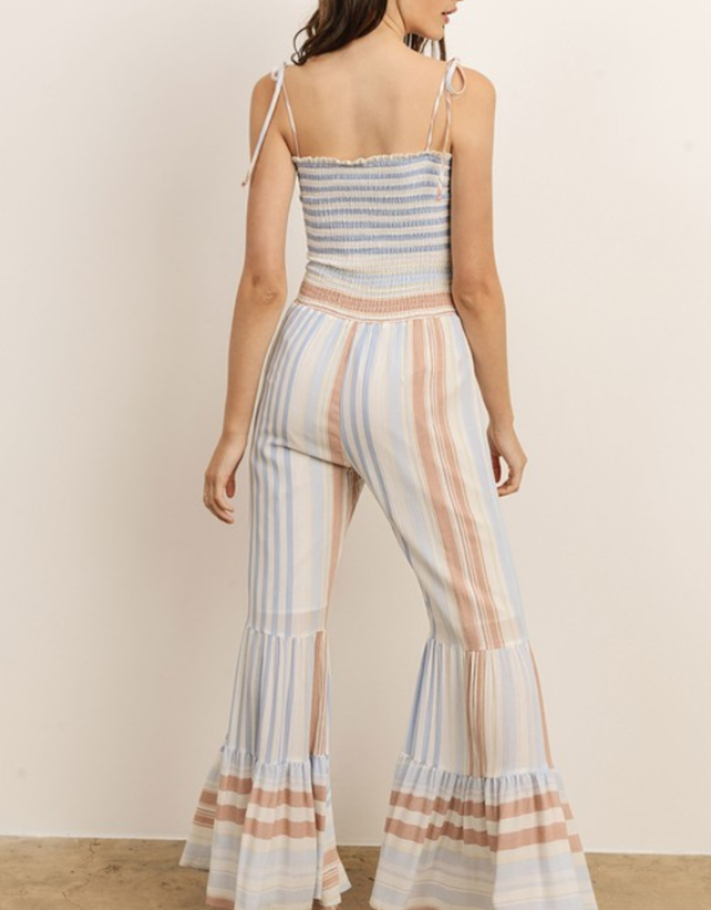 DECIDE TO GO FOR IT JUMPSUIT