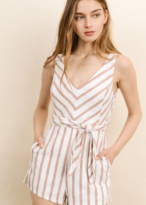 Dress Forum MOVE IN DIFFERENT DIRECTIONS ROMPER