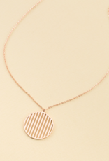 BLINDED BY LOVE NECKLACE