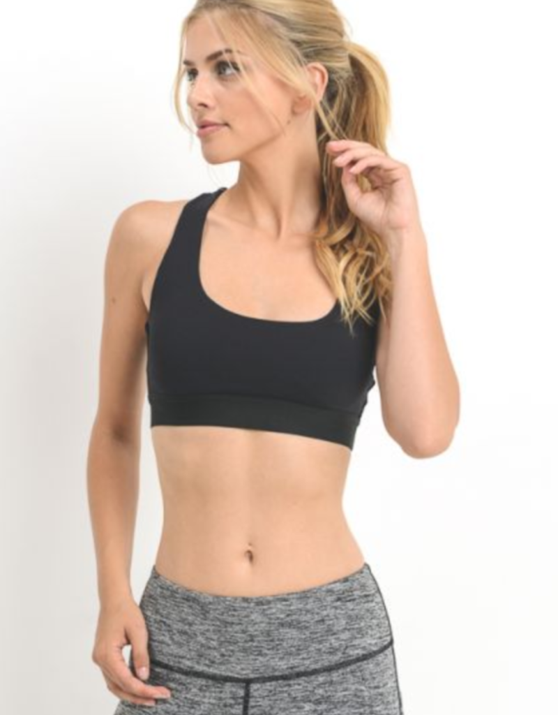 A SKILL IN ACTION SPORTS BRA