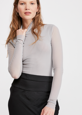FREE PEOPLE DOUBLE LAYER TURTLENECK
