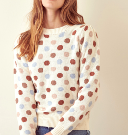 DOTTY LOVE SWEATER