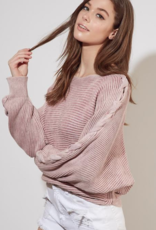 COZY DAYS ARE COMING SWEATER