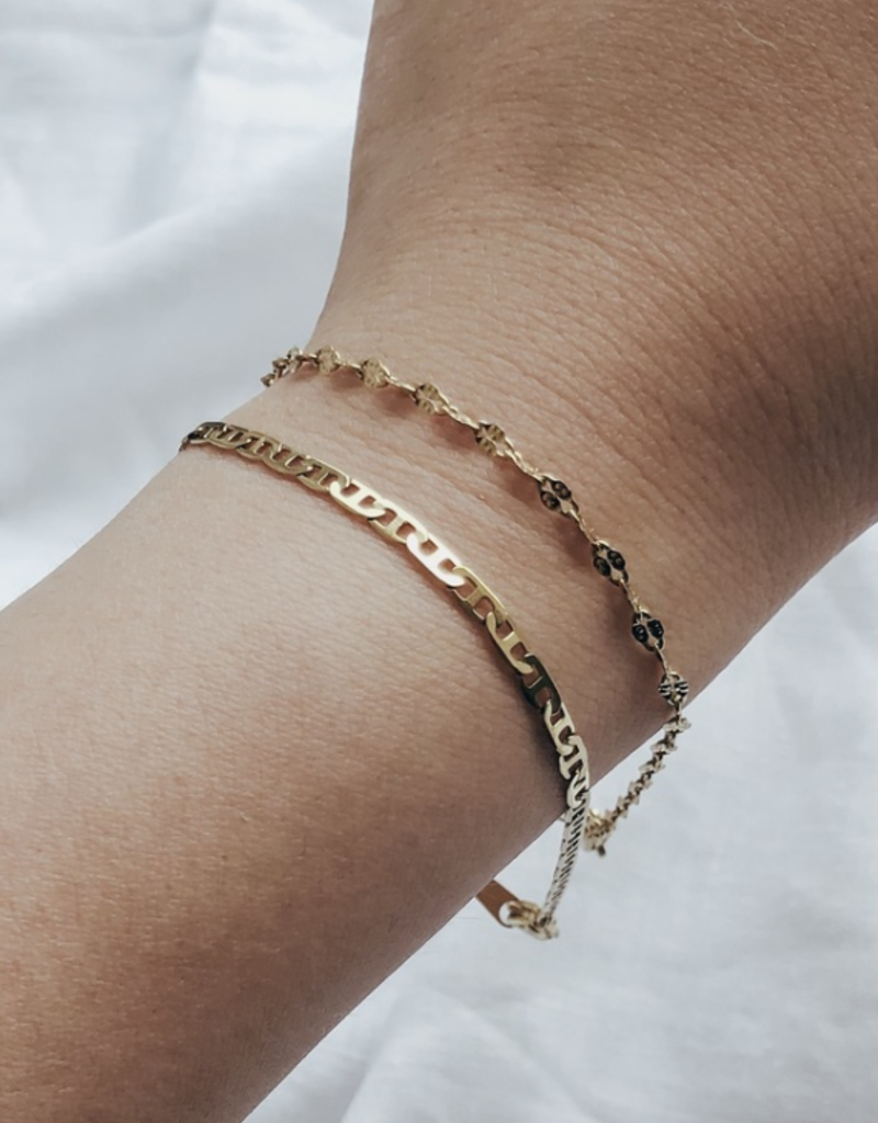 TRULY CHAINED BRACELET