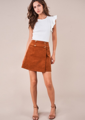 LIMITLESS HIGH WAISTED SKIRT