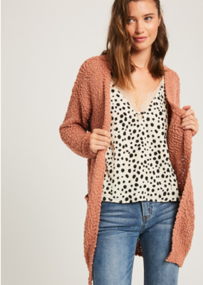 COZY ON UP CARDIGAN